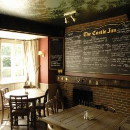 Castle Inn - Bodiam - Interior