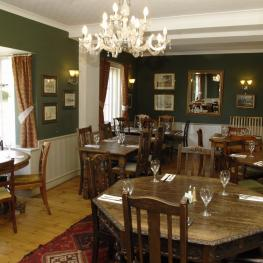 Castle Inn - Bodiam - Interior - Dining